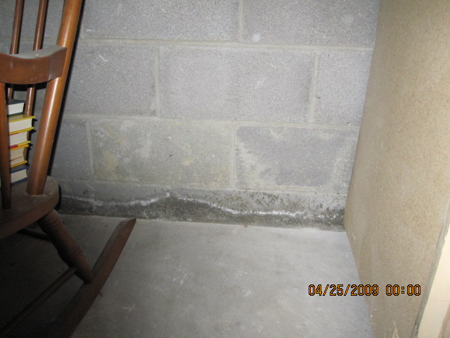 Superb Basements Are Subject To Moisture Issues Since They Are Built Below Grade.  Many Basement Moisture Issues Are Related To Poor Outside Drainage And  Clogged ...